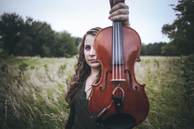Violin Jessica Hanson